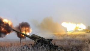За сутки в зоне АТО боевики 73 раза обстреляли украинские позиции - штаб