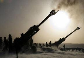 Боевики обстреляли из минометов Марьинку и Красногоровку