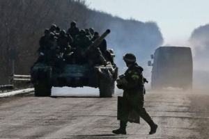 Ночью боевики обстреляли Авдеевку и Пески - пресс-центр АТО