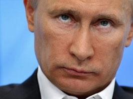 Путин вступится за Сирию в случае нанесения по стране военного удара