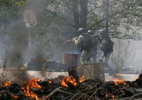 Ночью боевики неоднократно обстреливали позиции сил АТО