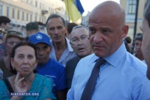 Мэр Одессы объяснил свою фразу про бандеровцев