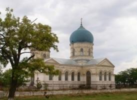 Юбилей монастыря в селе Константиновка