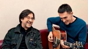 Музыканты Бутусов и Шевчук порадовали поклонников украинской песней