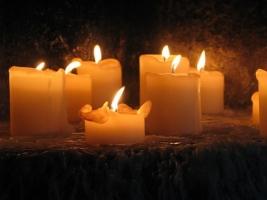 В Херсоне почтили память студентов и преподавателей, погибших в зоне АТО