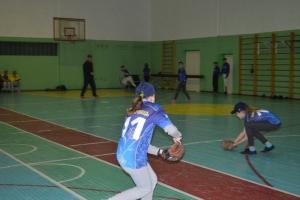 В Николаеве прошли соревнования по бейсболу среди школьных команд