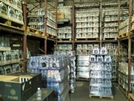 В Херсонской области нашли запас «паленой» водки на 2,5 млн. грн.