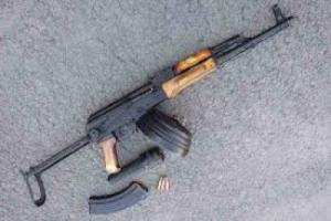 Бывший военный украл автомат Калашникова и устроил разборки в одесском баре
