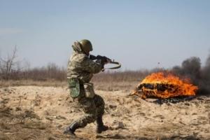 За сутки боевики  втрое увеличили количество обстрелов на Мариупольском направлении – штаб АТО