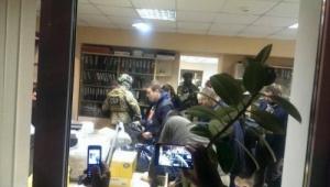 СБУ обыскивала офисы Одесского и Ильичевского морских портов