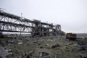 В ОБСЕ утверждают, что под завалами Донецкого аэропорта продолжают находить тела украинских военных