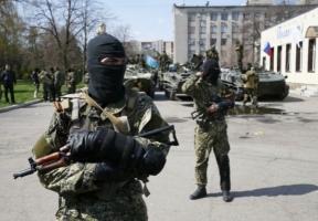 Российское ГРУ причастно к обстрелам украинских населенных пунктов из