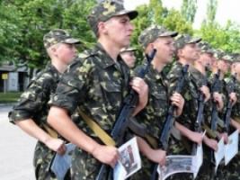 В конце осени в Украине собираются открыть электронный реестр Вооруженных сил