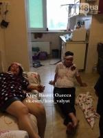 В Одессе вооруженный мужчина напал на семью вьетнамцев