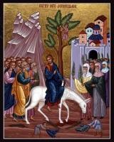 Православные христиане сегодня празднуют Вербное воскресенье