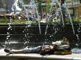 Украине прогнозируют аномально жаркое лето