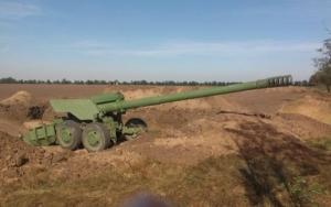 Крымские военные, которые передислоцировались в Одессу, получили новые пушки