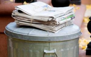 Цензура в Украине: за сепаратизм закрывают газеты и журналы