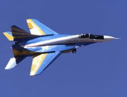 Боевики сбили украинский истребитель МиГ-29. Пилоту удалось спастись