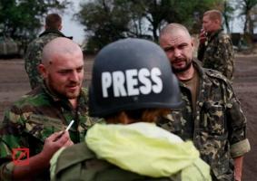 Генштаб усилит контроль за деятельностью журналистов в зоне АТО