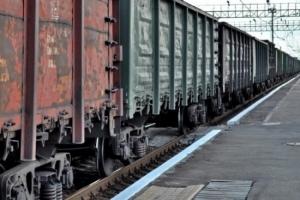 В Одессе мужчина погиб на крыше поезда