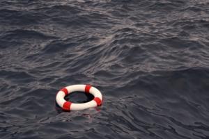 В Одесской области ребенка на надувном круге унесло в море