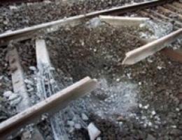На Одесской железной дороге орудуют диверсанты