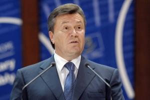 С завтрашнего дня Янукович официально лишится звания Президента Украина
