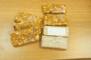 Одесские волонтеры запустили производство сладостей для солдат