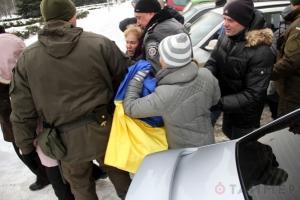 Под зданием Одесской ОГА столкнулись «куликовцы» и «евромайдановцы»