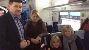 Украинские нардепы поехали в Россию поддержать Савченко