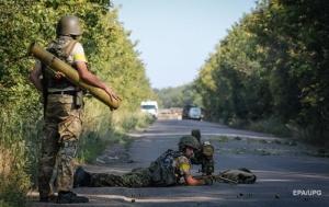 За сутки позиции ВСУ на Донбассе обстреляли 91 раз