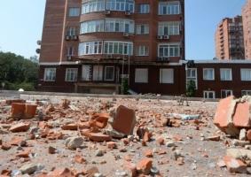 В Донецке с утра раздаются залпы из крупнокалиберного оружия