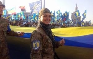 На Майдане тысячи «Свободовцев» митингуют за признание воинов УПА борцами за независимость Украины