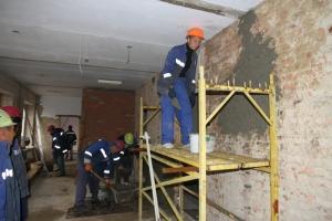 В Николаеве строят новую семейную амбулаторию
