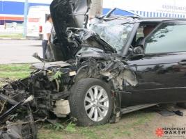 В Херсоне утром произошло ДТП с двумя погибшими (ФОТО, ВИДЕО)