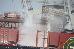 Спецпорт олигарха Фирташа «Ника-Тера» отравляет окружающую среду карбамидом