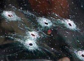 В Херсонской области расстреляли машину предпринимателей