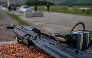 В Луганской области во время боев ранены двое украинских военных