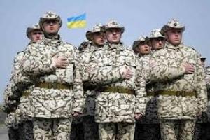С октября 2016 года украинская армия станет контрактной
