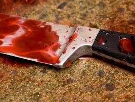 В Николаеве пьяная мать напала на сына с ножом