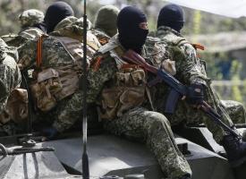 За ночь боевики 14 раз нарушили режим тишины – пресс-центр АТО
