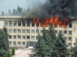 Из-за обстрелов г. Ясиноватая и Дебальцево пострадали 30 мирных жителей