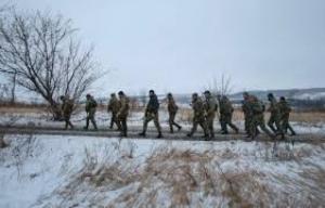 Боевики начали атаковать позиции сил АТО в районе Широкино и Мариуполя, – полк «Азов»