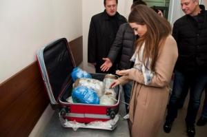 Начальница Одесской таможни задержала партию контрабандного янтаря