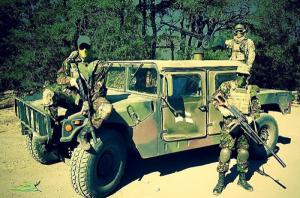 Николаевские разведчики получили от волонтеров новое военное оборудование