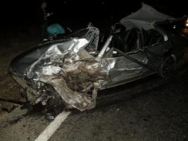 В результате ДТП на Николаевщине один человек погиб и еще один получил травмы