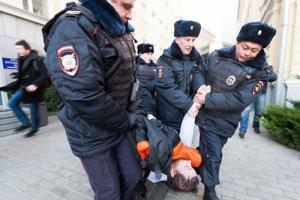 Россия признана самым полицейским государством в мире