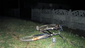 На Николаевщине водитель сбил велосипедистку и сбежал с места происшествия