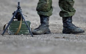 Трое украинских военнослужащих исчезли на границе Херсонщины с оккупированным Крымом